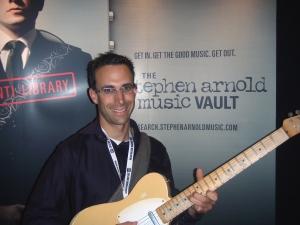 Tuesday's Winner at Promax: Elad Marish (rOOm audio)