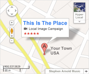 This Is The Place - Hyper Local Image Campaign