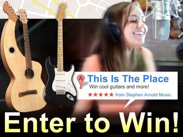 Station Summit Guitar Giveaway