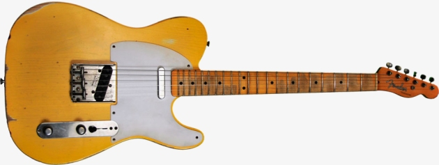Fender Road Worn Blonde Telecaster