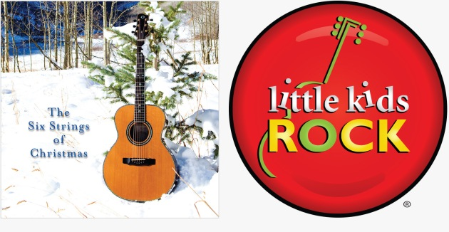 Christmas CD - Little Kids Rock