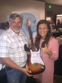 With RoadWorn Strat winner Darin from KTVL