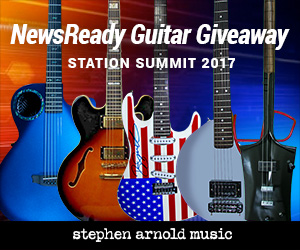 NewsReady Stephen Arnold Music